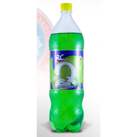 RC cola green apple 1,5 л.